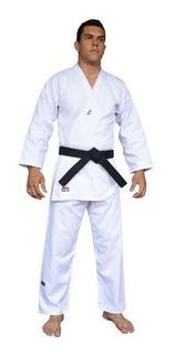Kimono Karate Shinai Start Adulto Branco - Envio Imediato