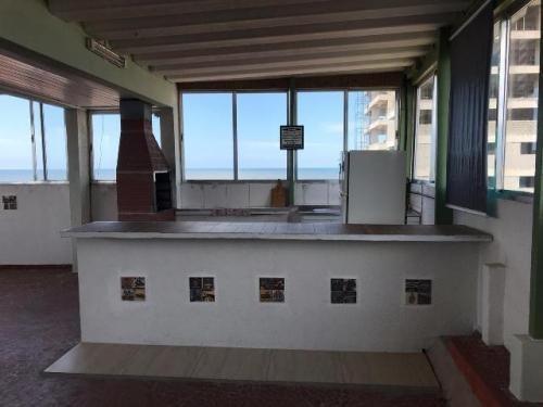 Kitnet No Centro De Itanhaém, Litoral Sul Cod.6536
