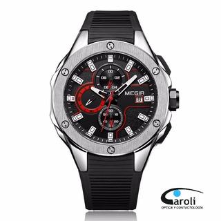 Reloj De Hombre Megir 2053sys