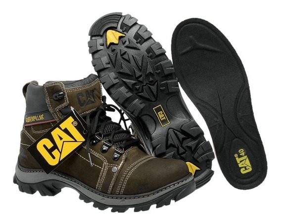 Bota Adventore Caterpillar Cat Lançamento 2019original