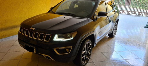 Jeep Compass Limited 2020 Impecavel
