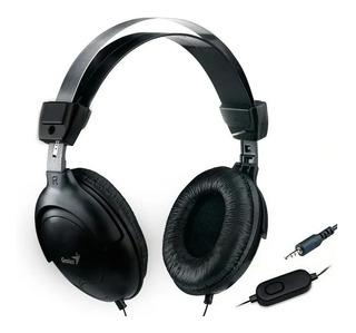 Auricular Vincha Genius Hs-m505x Mic Notebook Ps4 Xbox One