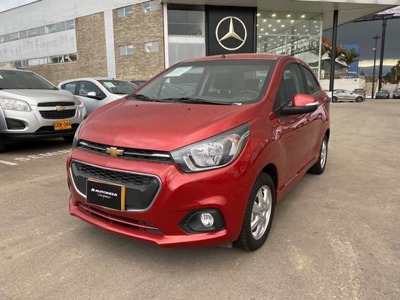 Chevrolet Beat Premier 1.200 Cc 2019 Rojo