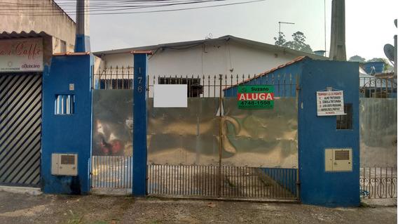 Casa Para Locação - Vila Barros - Suzano/sp