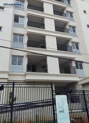 Excelente Apartamento No Mandaqui - Ap3411