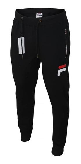 Pantalon Sudadera Tipo Jogger Fila Original