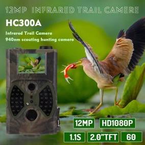 Câmera De Trilha Hc 700a Lixada 12mp 1080 Com Visor Lcd