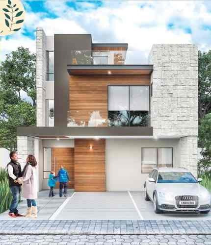 Casa En Venta 4 Recamaras Modelo Olimpo Altaria Residencial