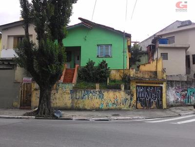 Terreno Residencial À Venda, Baeta Neves, São Bernardo Do Campo - Te4013. - Te4013