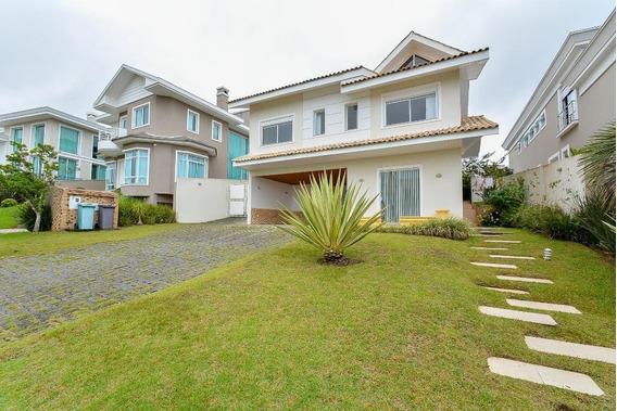 Casa Alphaville Graciosa, 340 M2 Por R$ 1.490.000,00 - Pinhais/pr - Ca0092