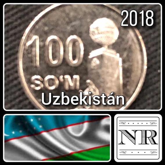 Uzbekistan - 100 So