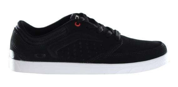 Zapatos Oakley Bigspin Black Red 100 % Originales.
