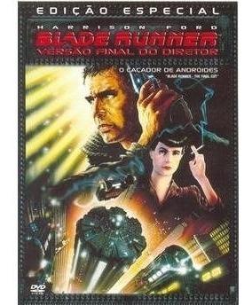 Dvd Blade Runner O Caçador De Andróides (1982), Filme