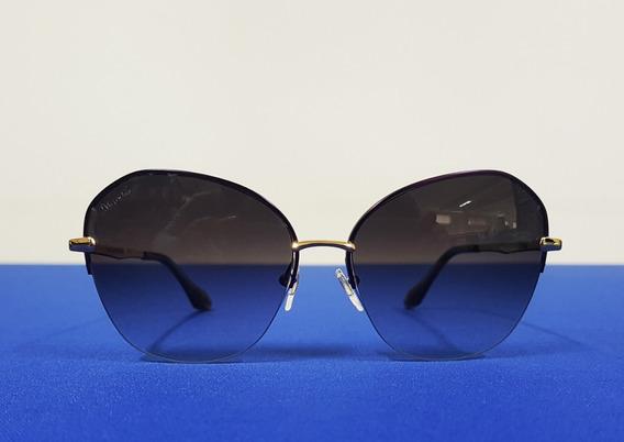 Óculos De Sol Dita Von Teese Dvt-100-b 5715 145 Original