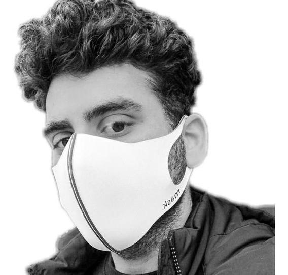 Tapa Boca Mask. 100% Lavable Y Re-utilizable.