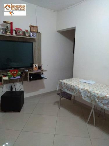 Sobrado Com 4 Dormitórios À Venda, 130 M² Por R$ 318.000,00 - Jardim Das Nações - Guarulhos/sp - So0442