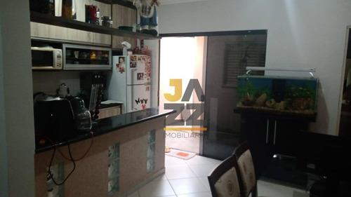 Casa Com 3 Dormitórios À Venda, 127 M² Por R$ 340.000,00 - Parque Olaria - Santa Bárbara D'oeste/sp - Ca12684