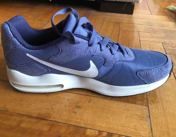 Nike Air Guile Negras Zapatillas Violeta en Mercado Libre