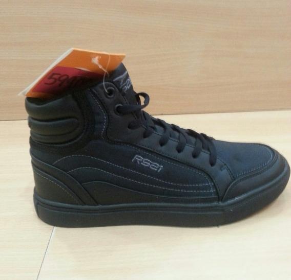 Zapatos Rs21 Tipo Botas Para Los Jóvenes Excelente Precio
