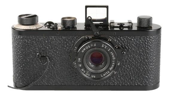 Câmera Leica 0-series 10500 Com Lente 50mm F3.5 Anastigmatic