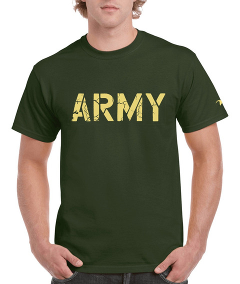 Remera Army Militar Eagle Claw Importadas