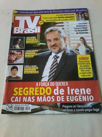 Revista Tv Brasil Marco Pigossi Suzana Vieira Paola Oliveira