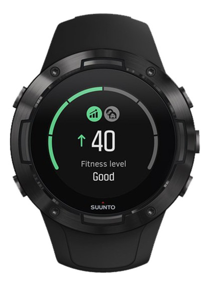 Suunto 5 All Black Wrist Hr + Gps