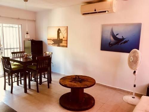 Casa En Renta Flor Del Ciruelo, Playa Del Carmen