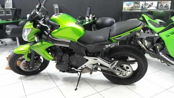 Kawasaki Er 6n Verde 2014