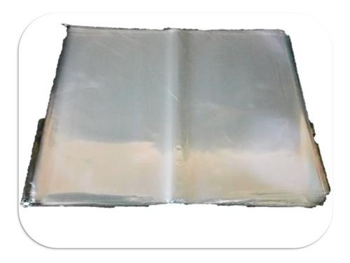 100 Bolsas Polipropileno Ancho 18, Alto-25 Cm