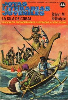 Joyas Literarias Juveniles # 22 - La Isla De Coral - R. M. B