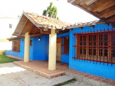 Venta De Casa Con Esplendido Terreno En El Solar Mpad19
