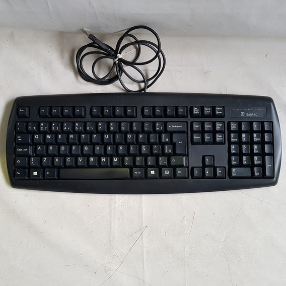 Teclado Usb Itauttec Modelo K3010 K3010up-it-w8