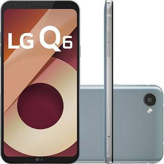 Smartphone Lg Q6 32gb 4g Tela 5.5