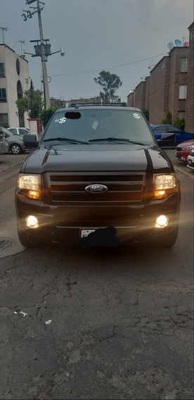 Ford Expedition 5.4 Limited Piel 4x4 At 2009 T/p Fac Orig