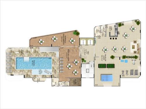 Apartamento - Venda - Canto Do Forte - Praia Grande - Fd306