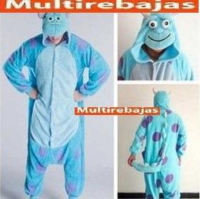 Pijamas Unicornio/ Stitch/ Sullivan/ Monsters Y Mas