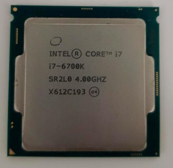 Processador Intel® Core I7-6700k