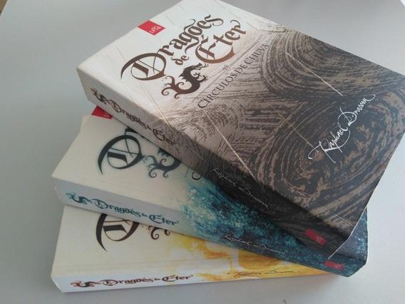Série Raphael Draccon - Dragões De Éter. Volume 1, 2 E 3