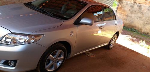 Toyota Corolla 2009 1.6 16v Xli Aut. 4p