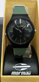 Relógio De Pulso Mormaii Mo2035jv/8v
