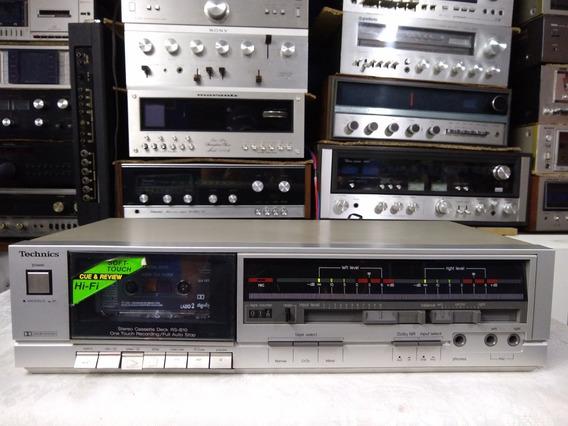 Tape Dech Technics Rs-b10 Ñ Marantz Sansui Akai Sony Gradien