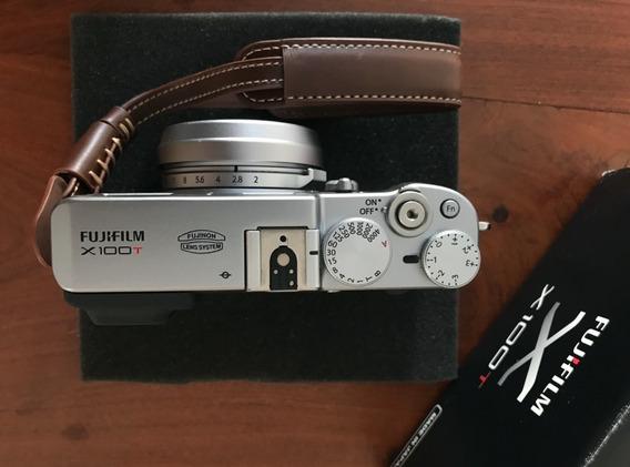 Camara Fujifilm X100t Inmaculada