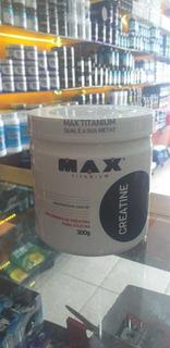Kit 30 Creatina 300 Gr Max Titanium