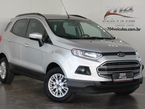 Ford Ecosport Se 1.6 16v Flex, Pyg4991