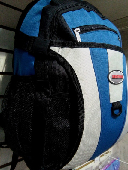 Mochila De Viaje Nextport Bolsillo Grande - Producto Oficial