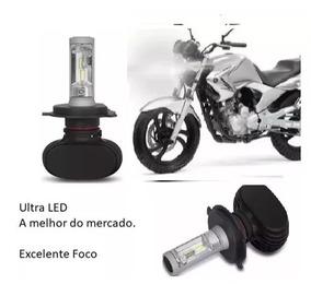 Lampada Ultra Led Moto Fazer 250 2006 Á 2010 Top