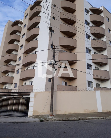 Apartamento Venda, Edifício Canaã, Vila Barão, Sorocaba, 2 Dormitórios, 1 Suíte , Sala, Cozinha Americana, Área De Serviço, 1 Vaga De Garagem. - Ap02073 - 34315710
