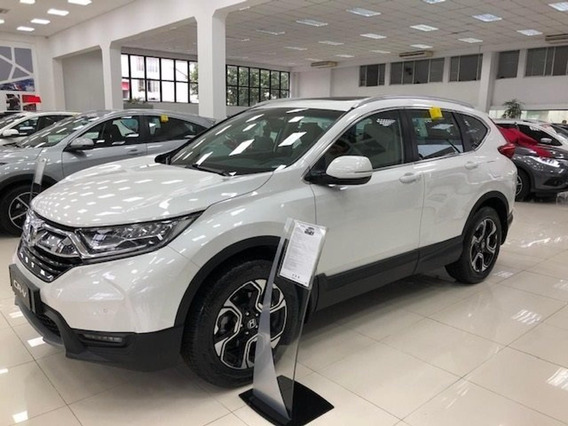 Honda Cr-v 1.5 16v Vtc Turbo Gasolina Touring Awd Cvt 2019
