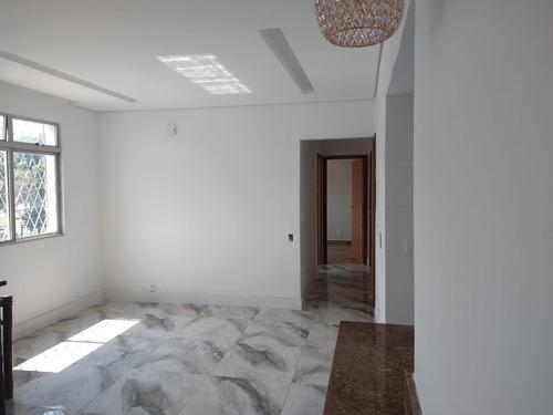 Apartamento Com 3 Quartos Para Comprar No Alípio De Melo Em Belo Horizonte/mg - And1719